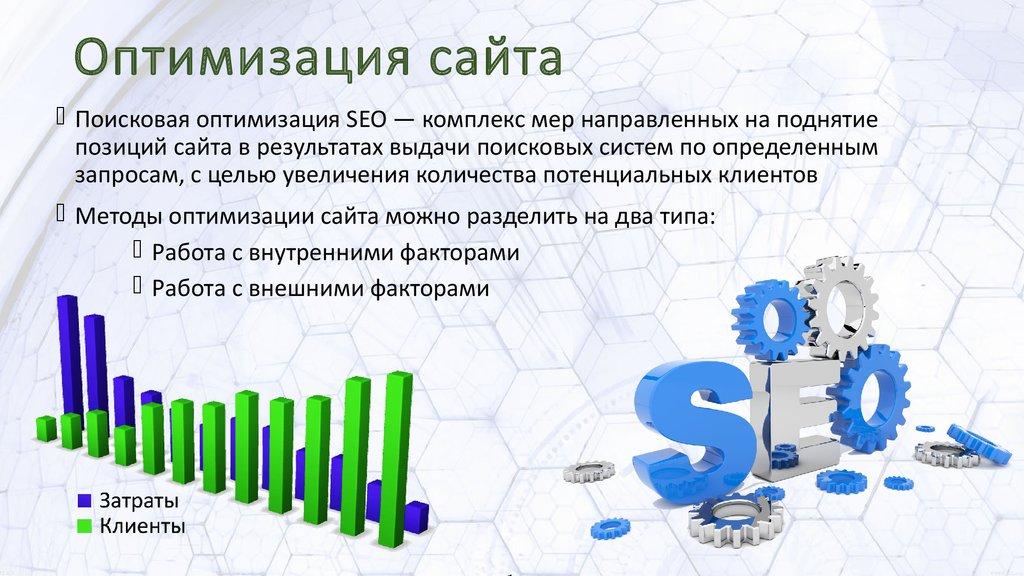 Оптимизация сайта в Рязани